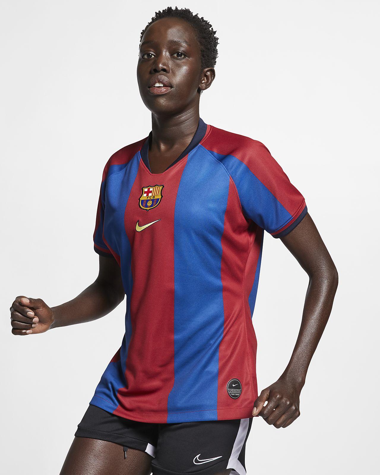 98068d80f75 FC Barcelona Stadium  98 99 Women s Football Shirt. Nike.com CA