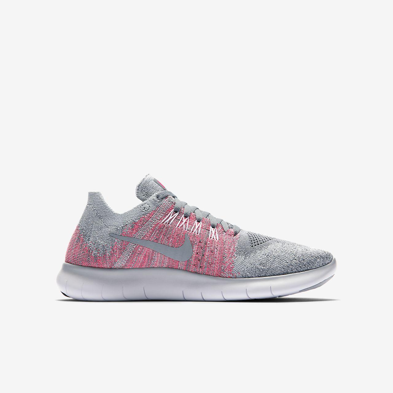 ... Nike Free RN Flyknit 2017 Older Kids' Running Shoe