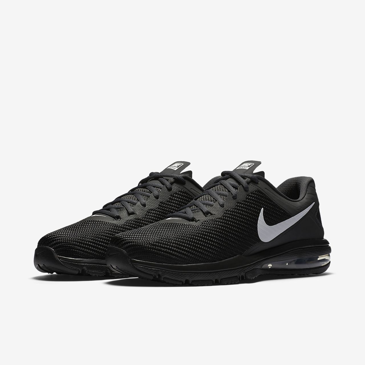 nike air max black mens