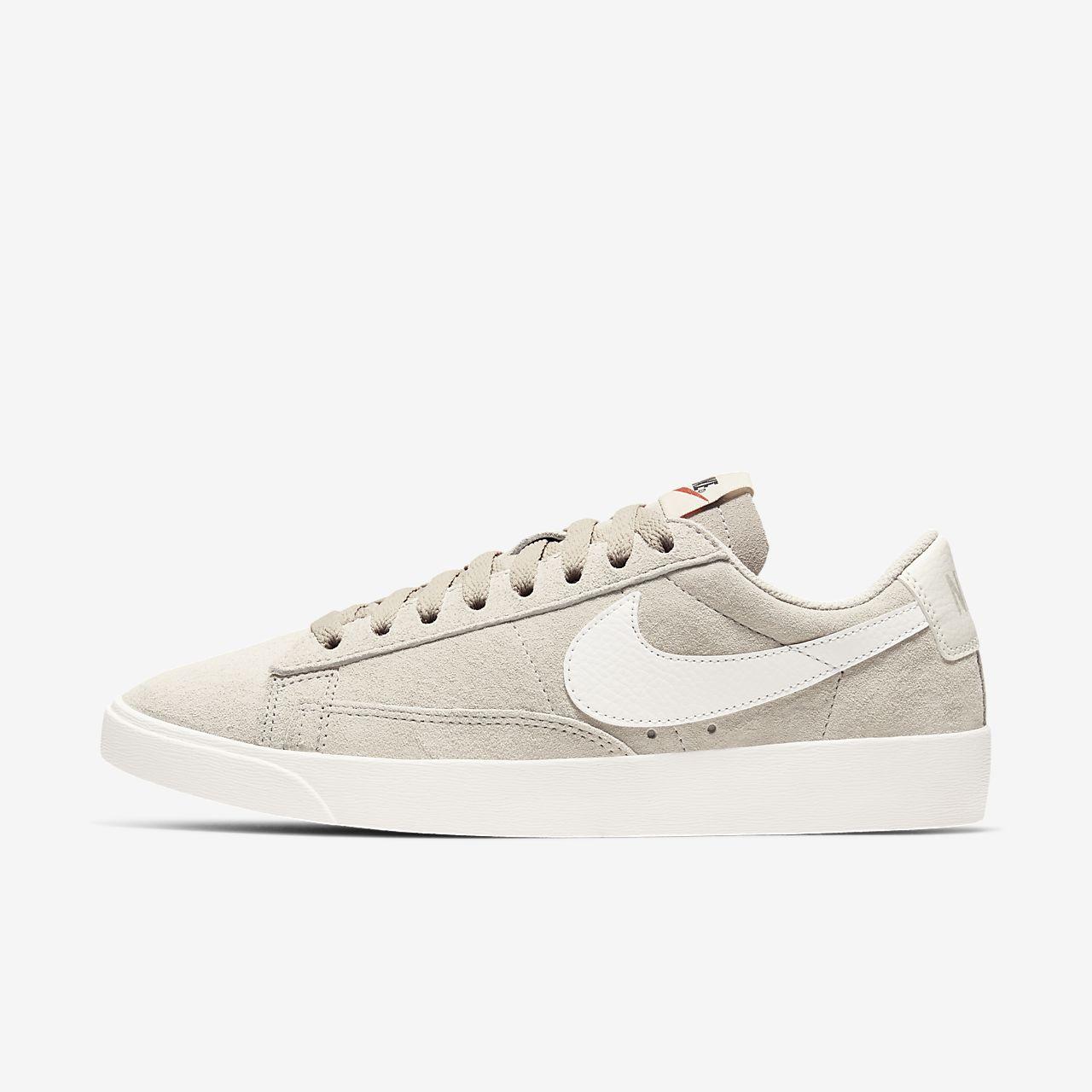 c6fcb7adc9e7 Nike Blazer Low Suede Women s Shoe. Nike.com