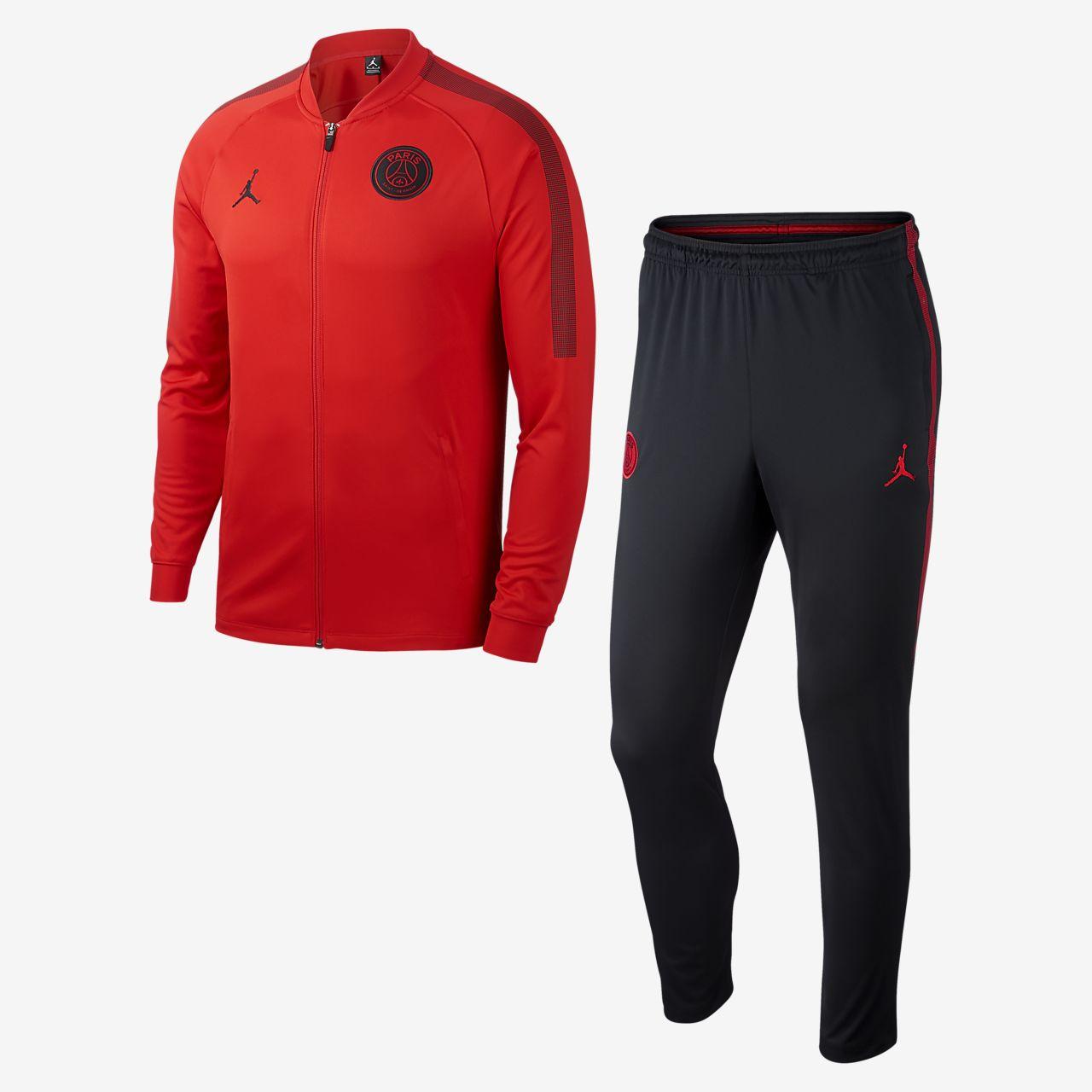 Paris Saint-Germain Squad Men's Track Suit