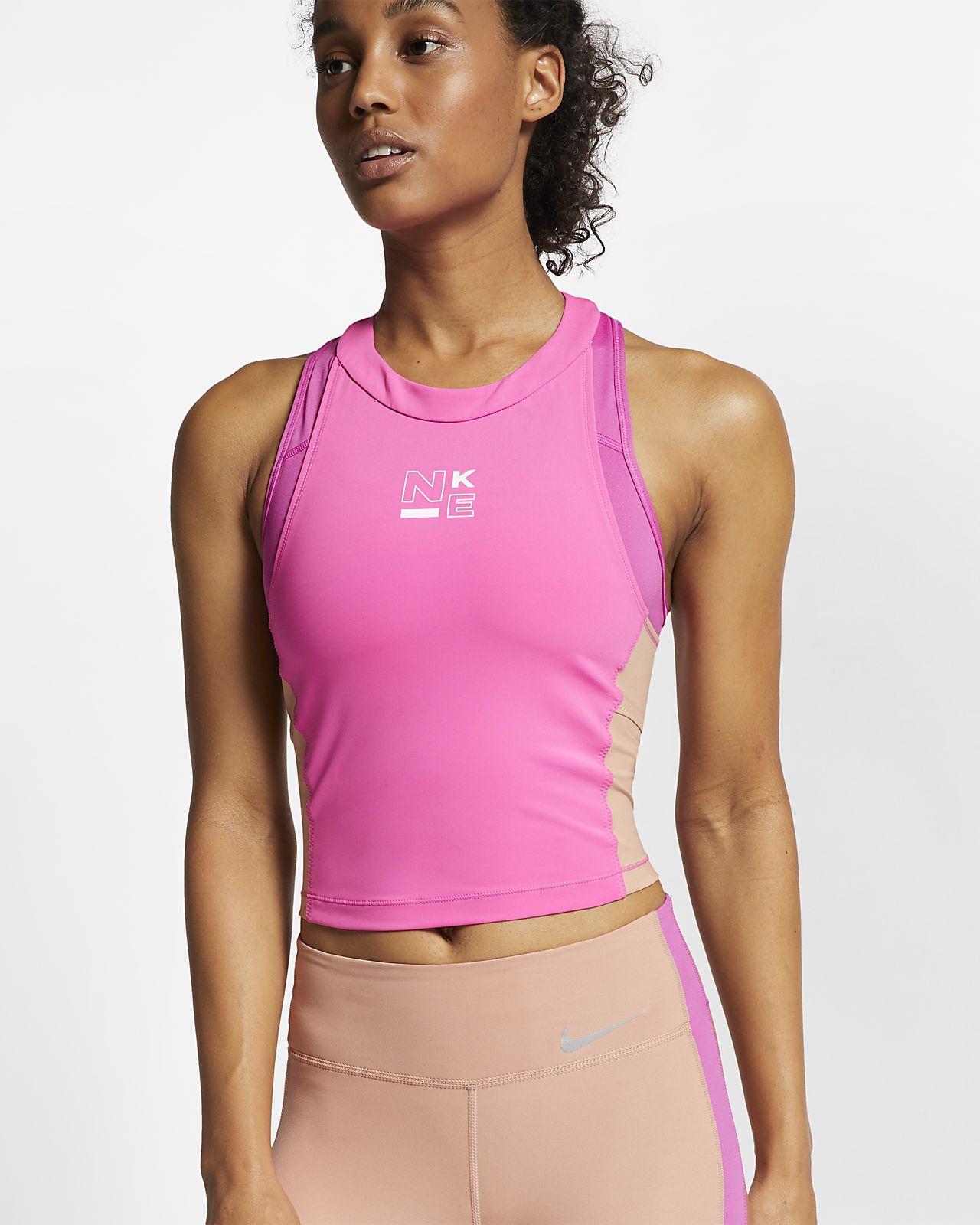 Camiseta de tirantes para mujer Nike Pro