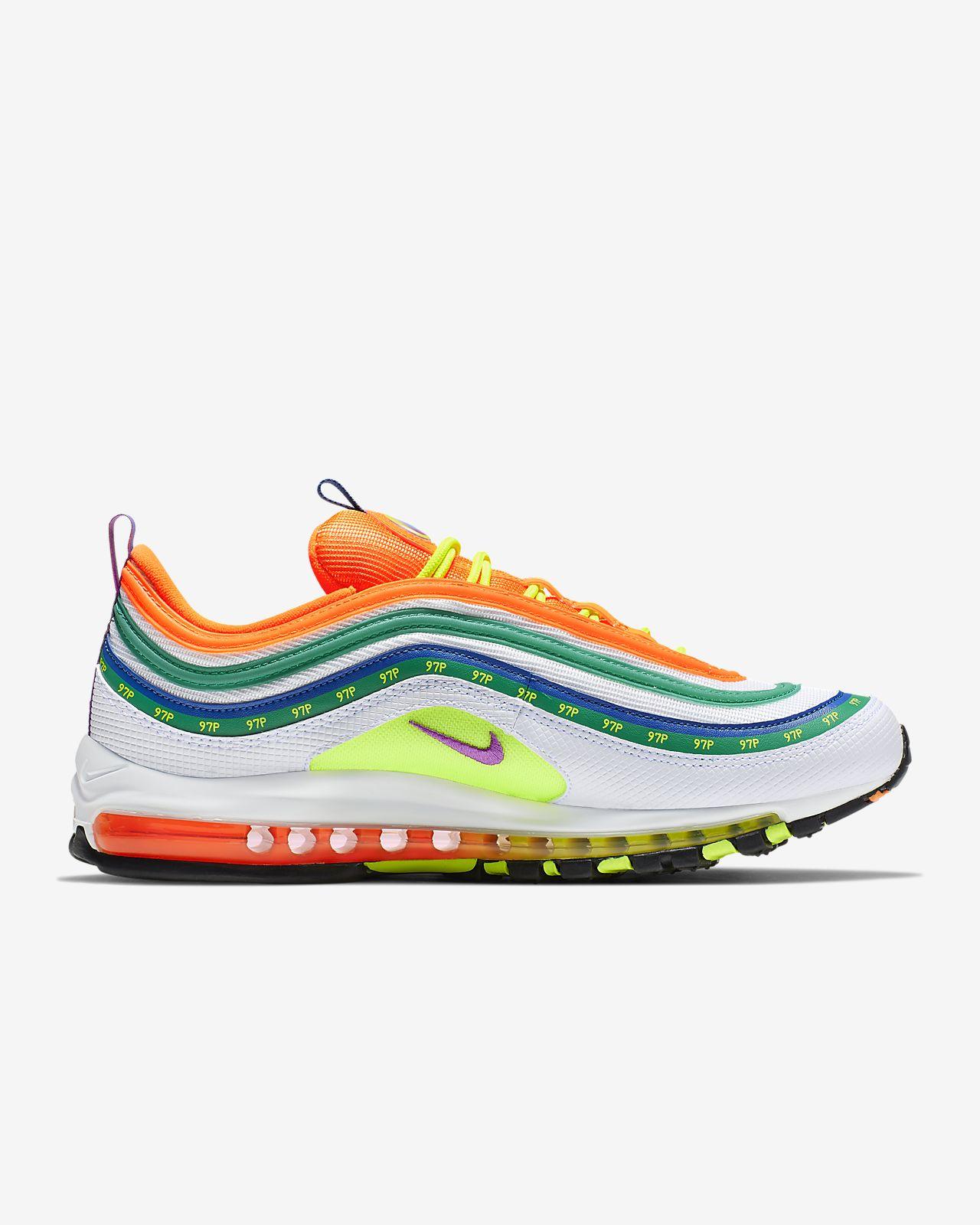 960ec93e501e18 Nike Air Max 97 On Air Jasmine Lasode Shoe. Nike.com