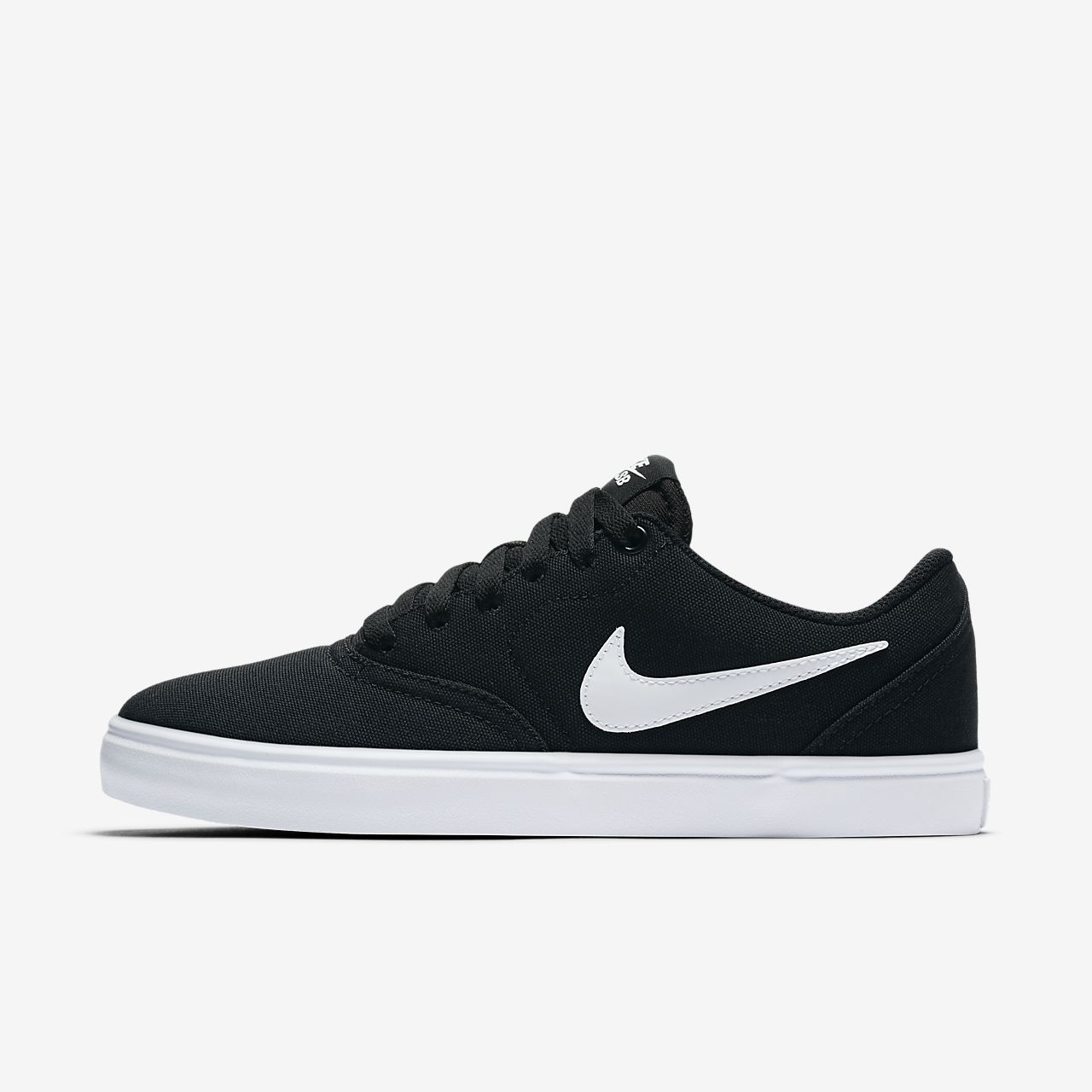 Nike SB Check Solarsoft Canvas Womens Skateboarding Shoe