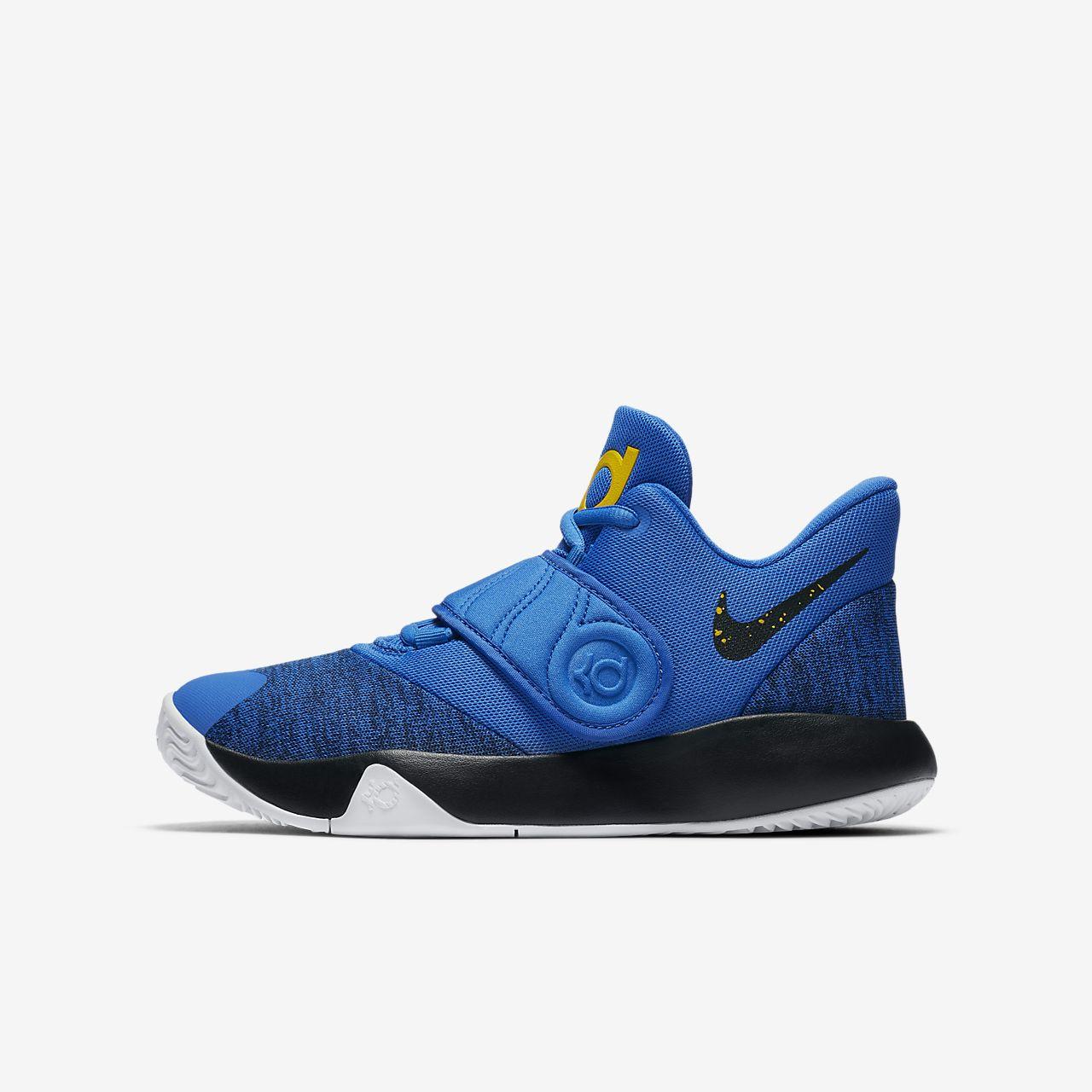 premium selection c6dce a7077 ... get nike performance kd trey 5 vi basketball shoes signal blue black  white c20c3 1a7c8