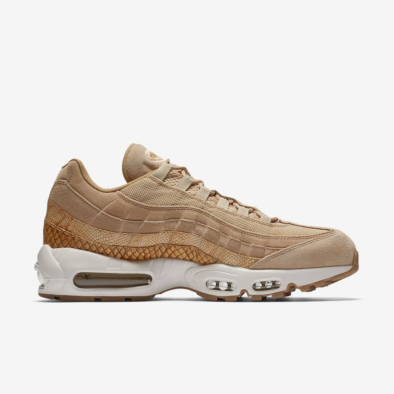 new style c332b 63f79 Chaussures Nike Air Max 95 roses homme jxlUcNWQv