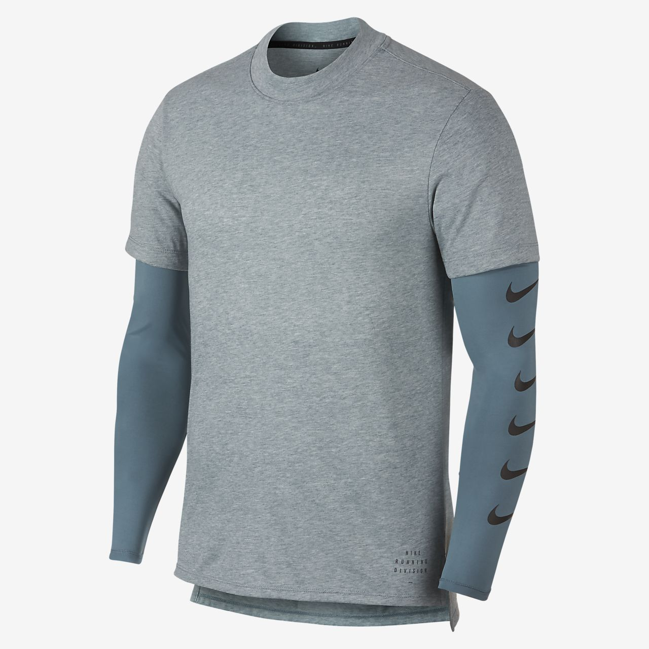 Nike Run Division Rise 365 Men s Long-Sleeve Running Top. Nike.com AU d45705d37