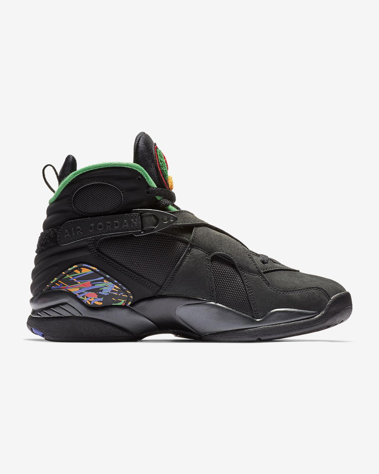 buy popular dd9a7 b323b ... Air Jordan Retro 8 Men s Shoe