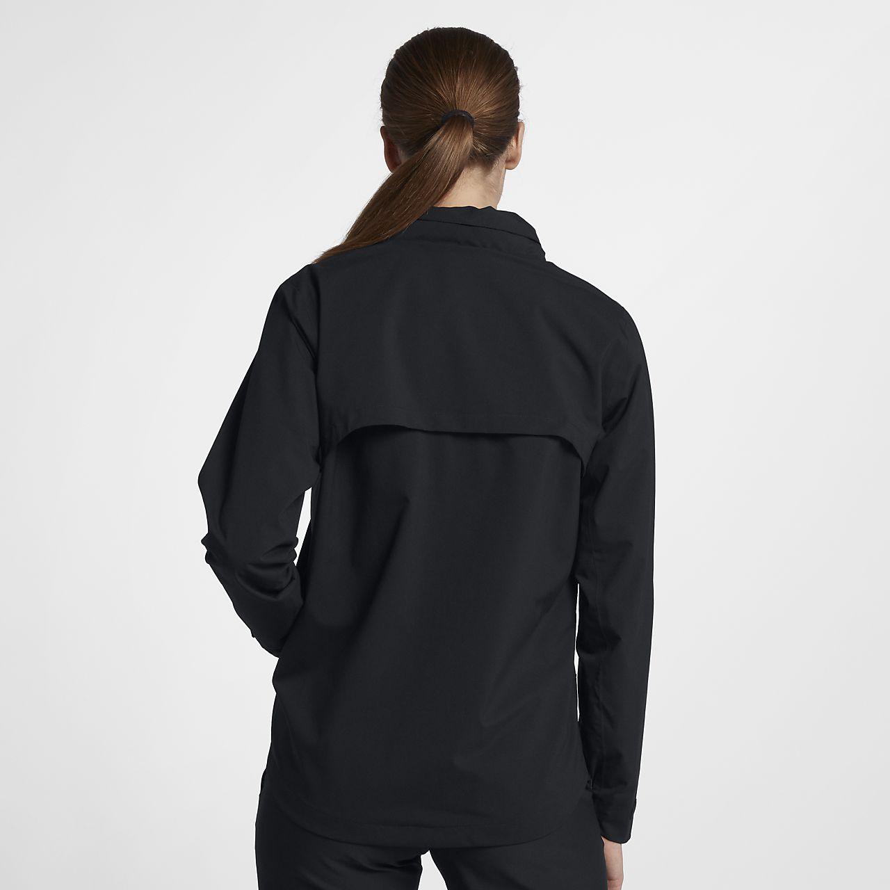 9fe968bbda2f Nike HyperShield Women s Full-Zip Golf Jacket. Nike.com