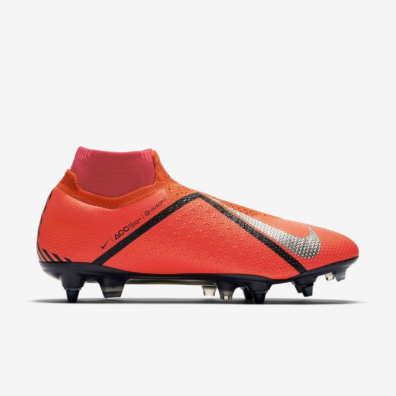 low priced de9b2 70ef9 ... Nike Phantom Vision Elite Dynamic Fit Anti-Clog SG-PRO Football Boot