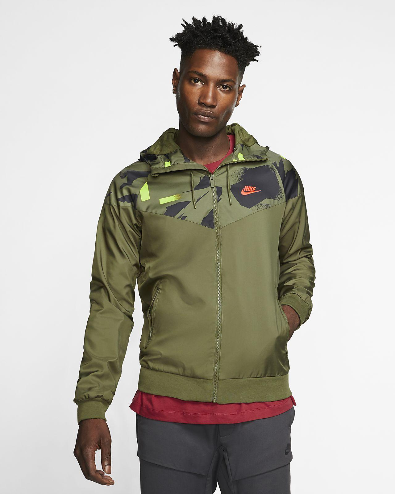 Pánská bunda Nike Sportswear Windrunner