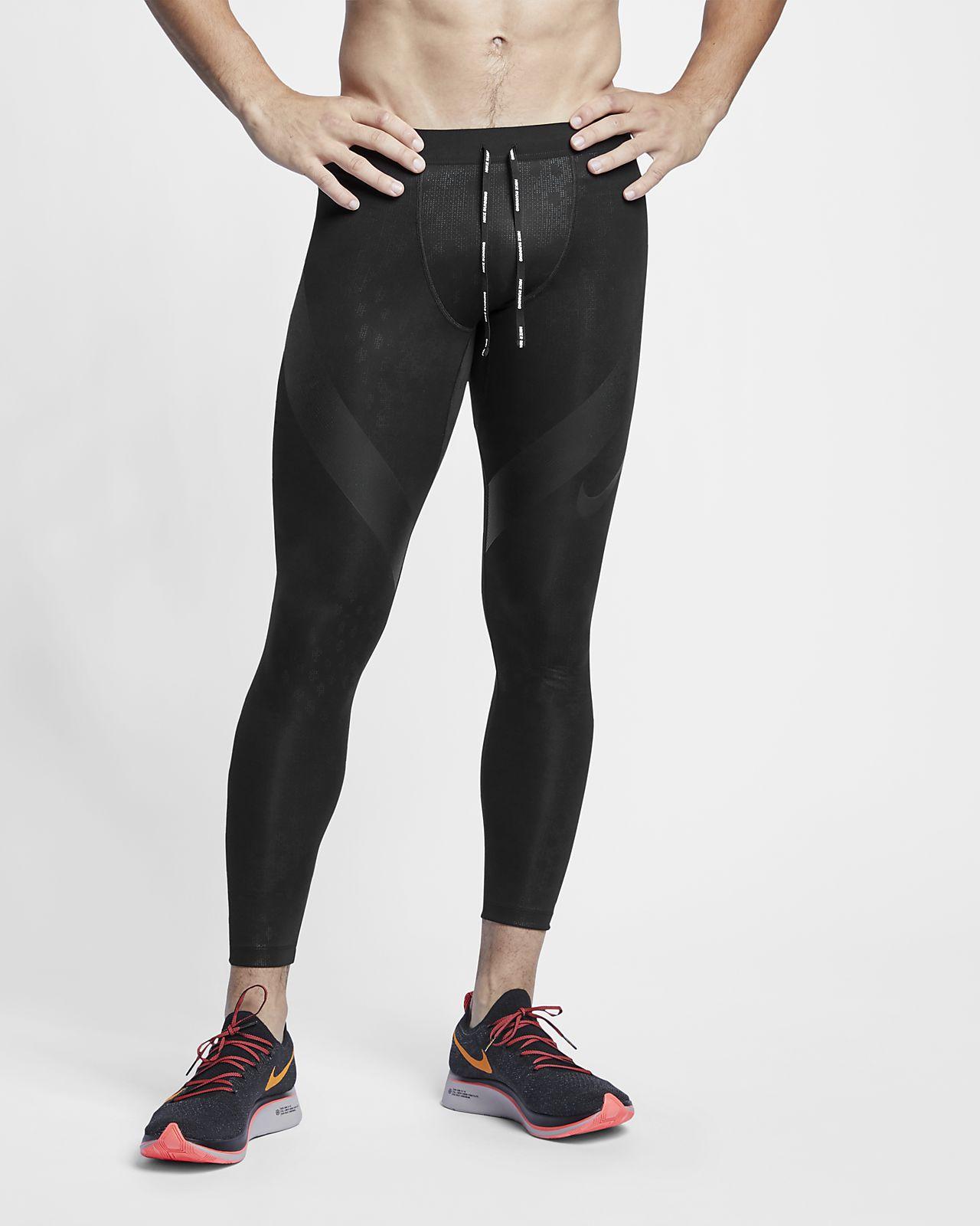 Męskie legginsy do biegania Nike Power Tech