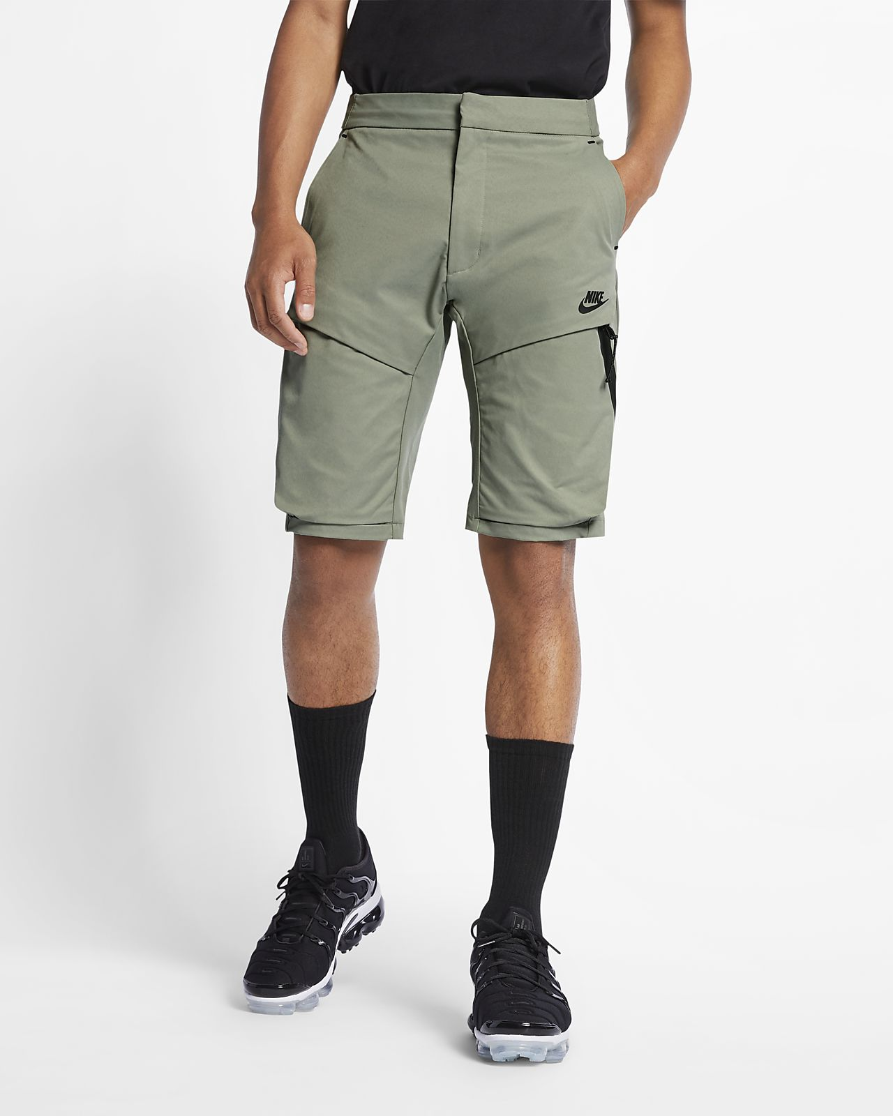 Be Pack Tech Geweven Sportswear Herenshorts Nike z4XqSwE6