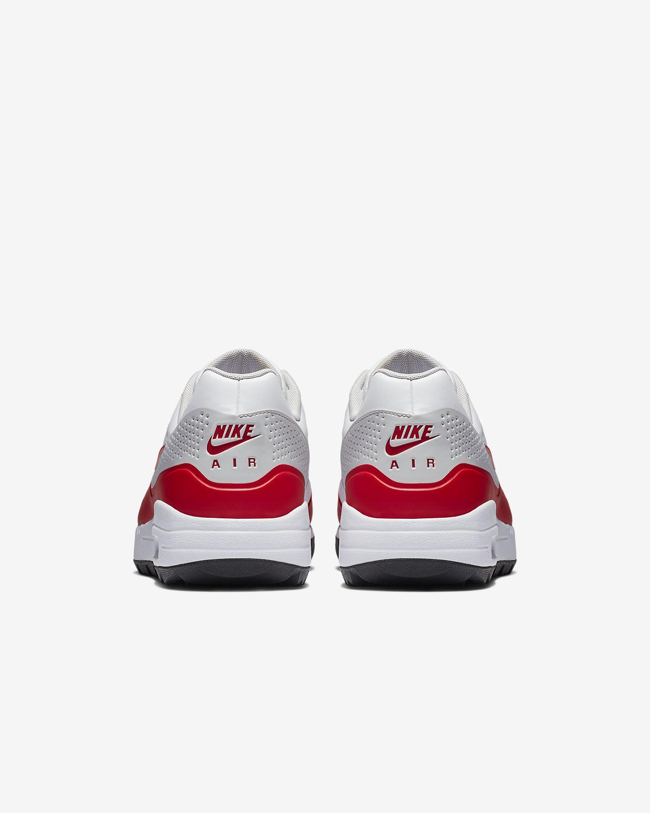 sports shoes 6c6fe f5e8a ... Chaussure de golf Nike Air Max 1 G pour Homme