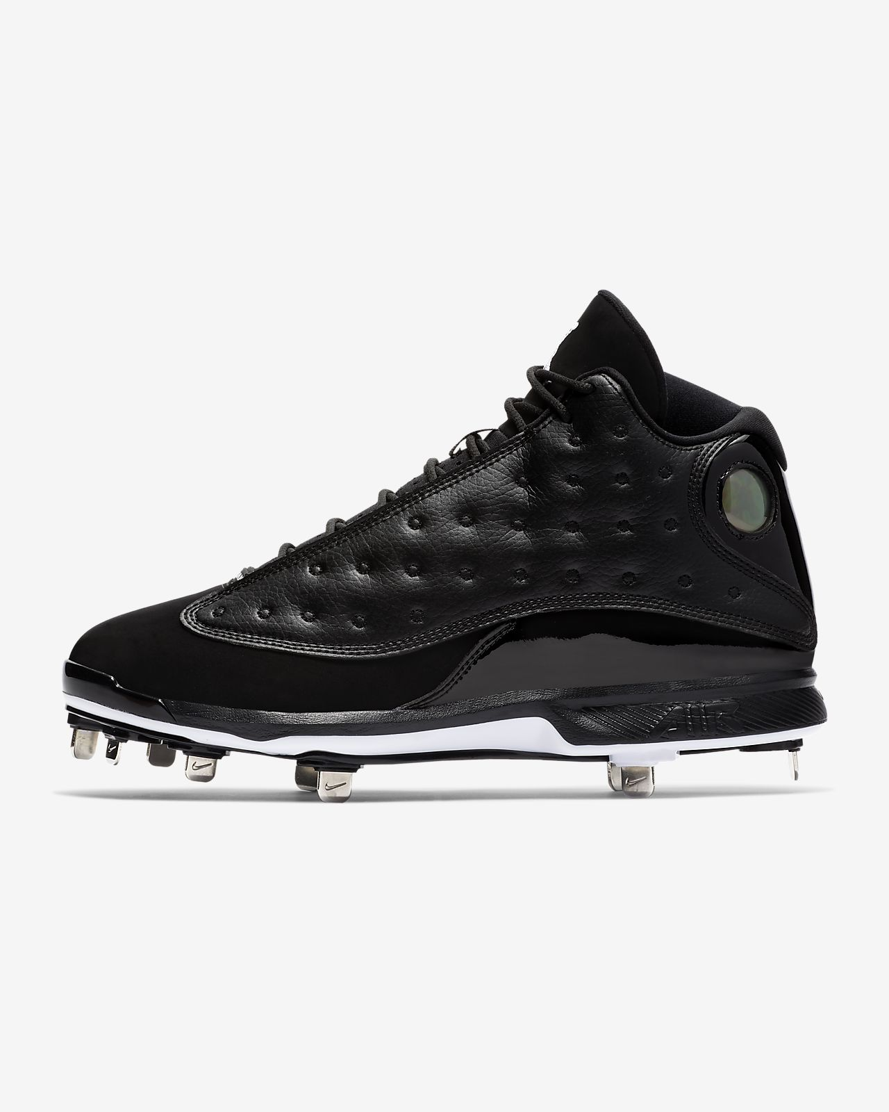 99934fc66572e7 Air Jordan XIII Retro Metal Men s Baseball Cleat. Nike.com