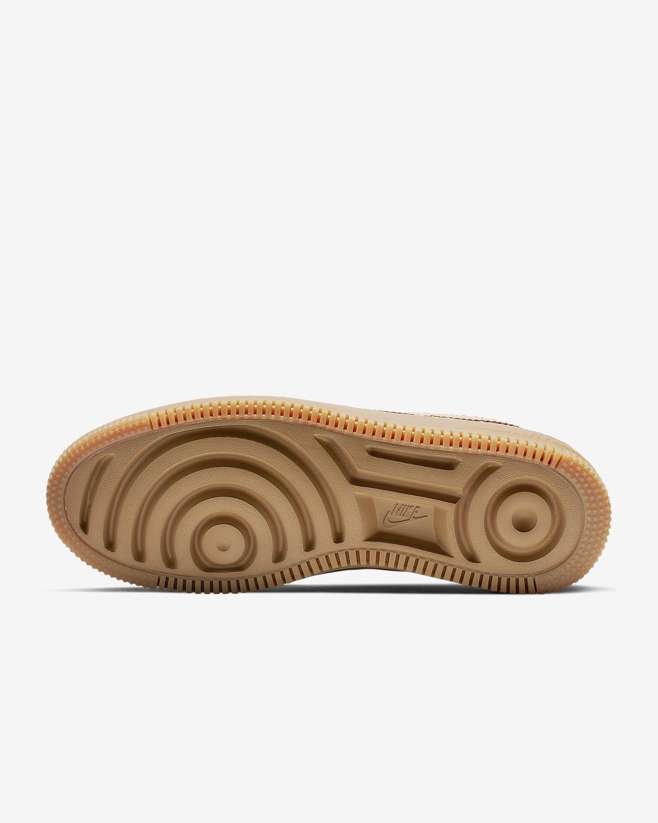 Nike Sportswear AIR FORCE 1 SAGE Sneakers basse washed