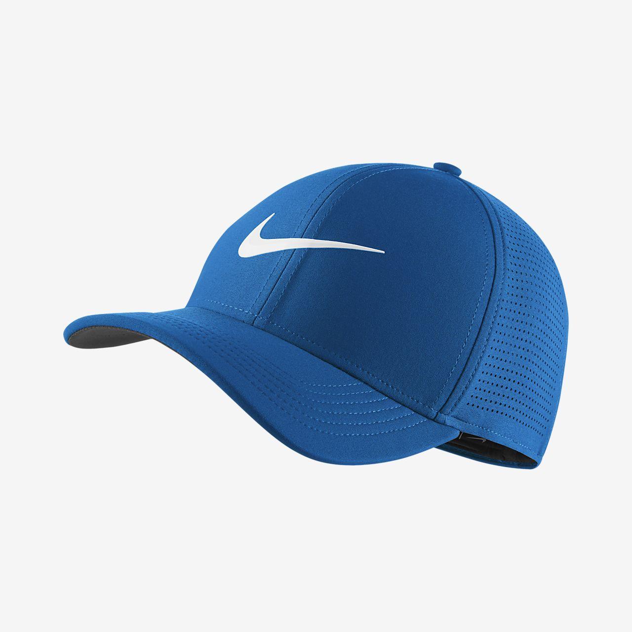 Nike AeroBill Classic 99 Passgenaue Golfkappe