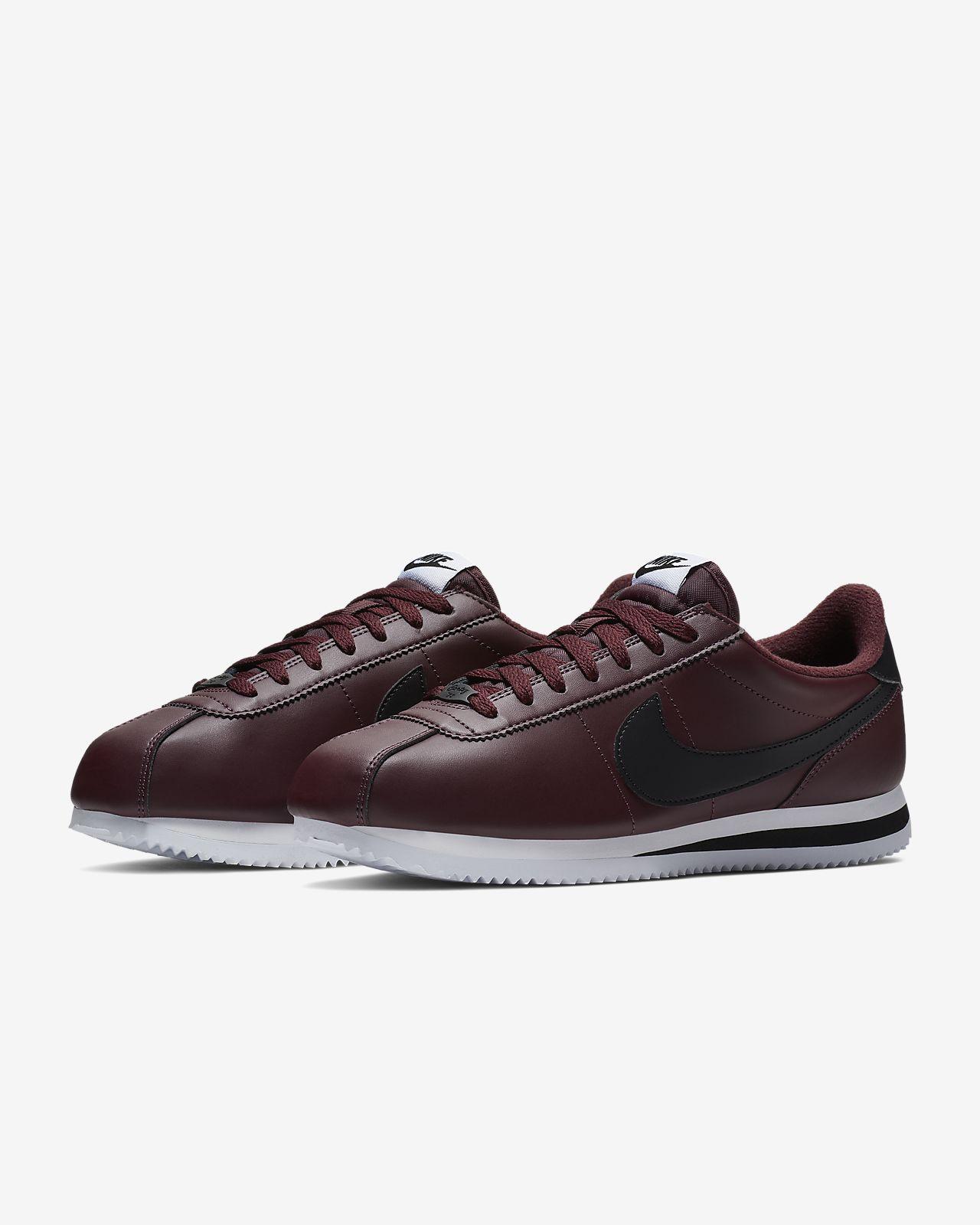 125cb885a8fc Nike Cortez Basic Men s Shoe. Nike.com
