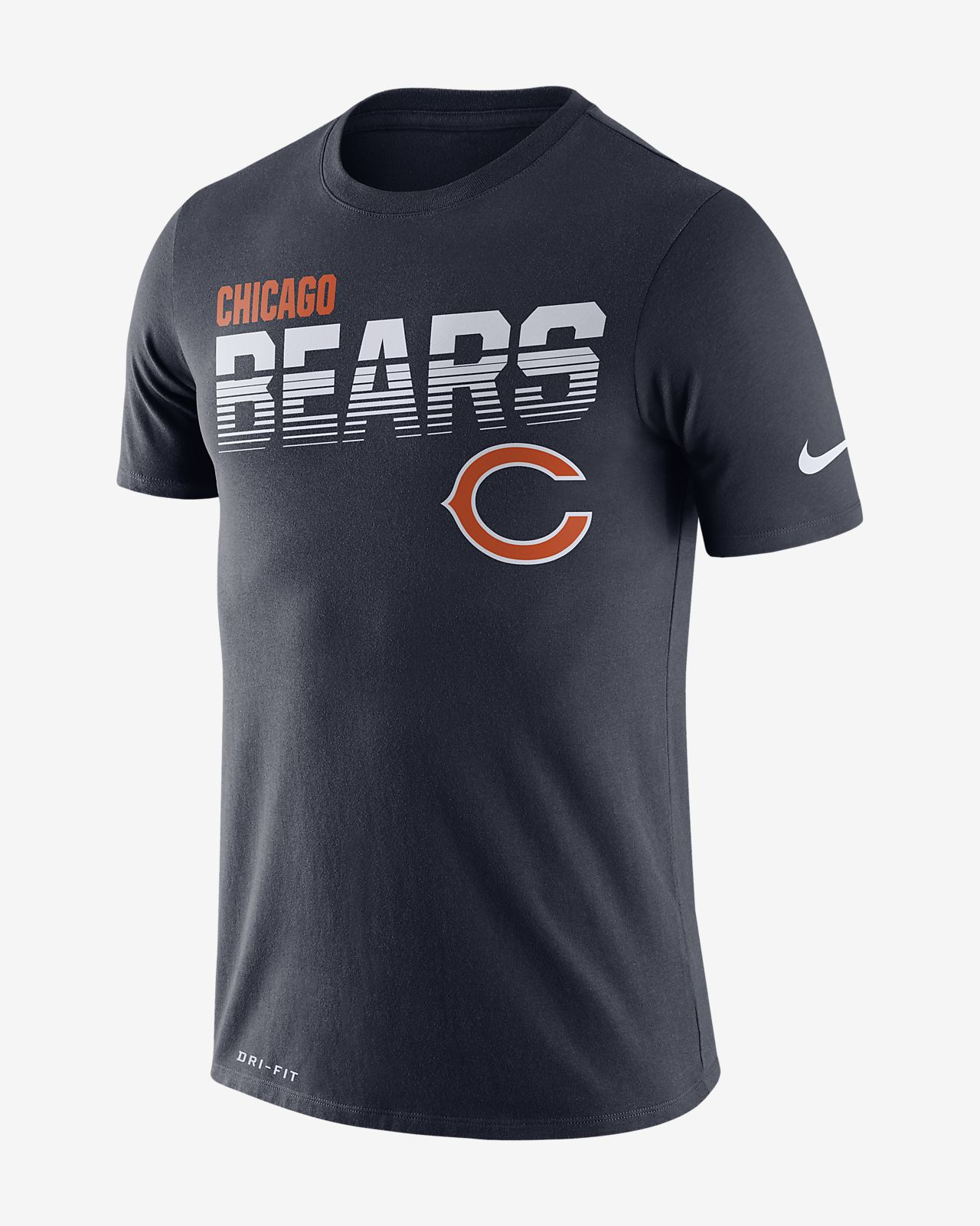 Nike Legend (NFL Bears) Men's Short-Sleeve T-Shirt