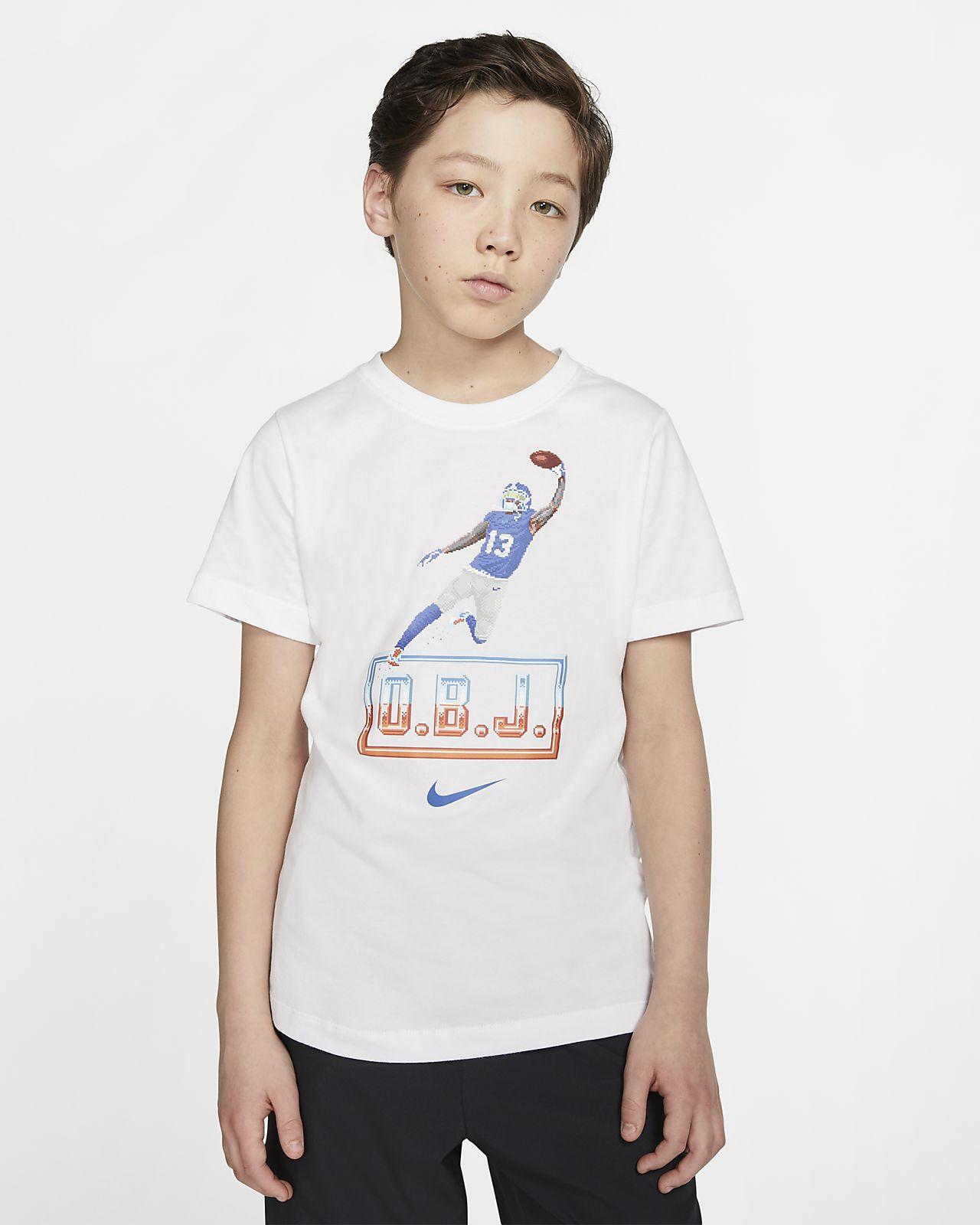 Nike Dri-FIT Big Kids' (Boys') Football T-Shirt