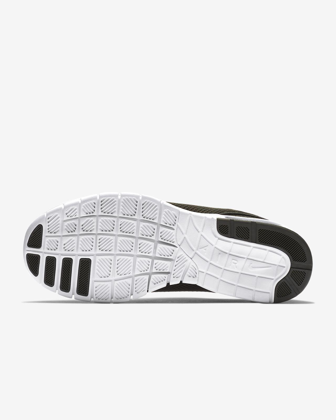 Nike SB Stefan Janoski Max Kaki Black White