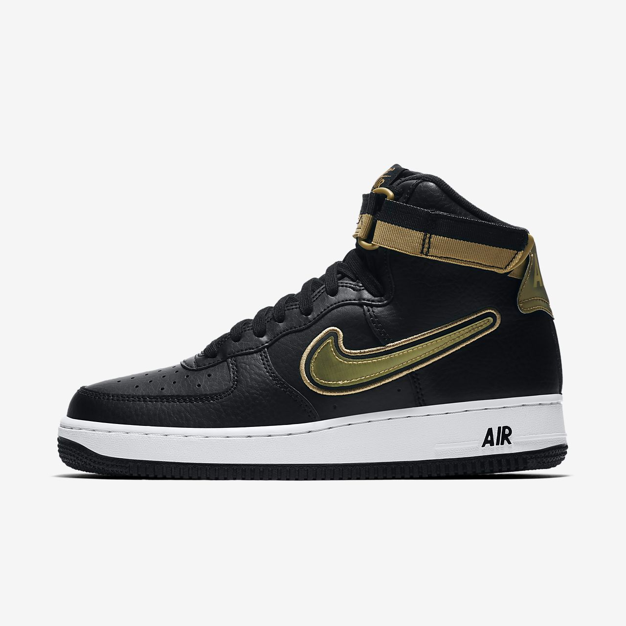 d14e6b9780eb Buty męskie Nike Air Force 1 High  07 LV8 Sport NBA. Nike.com PL