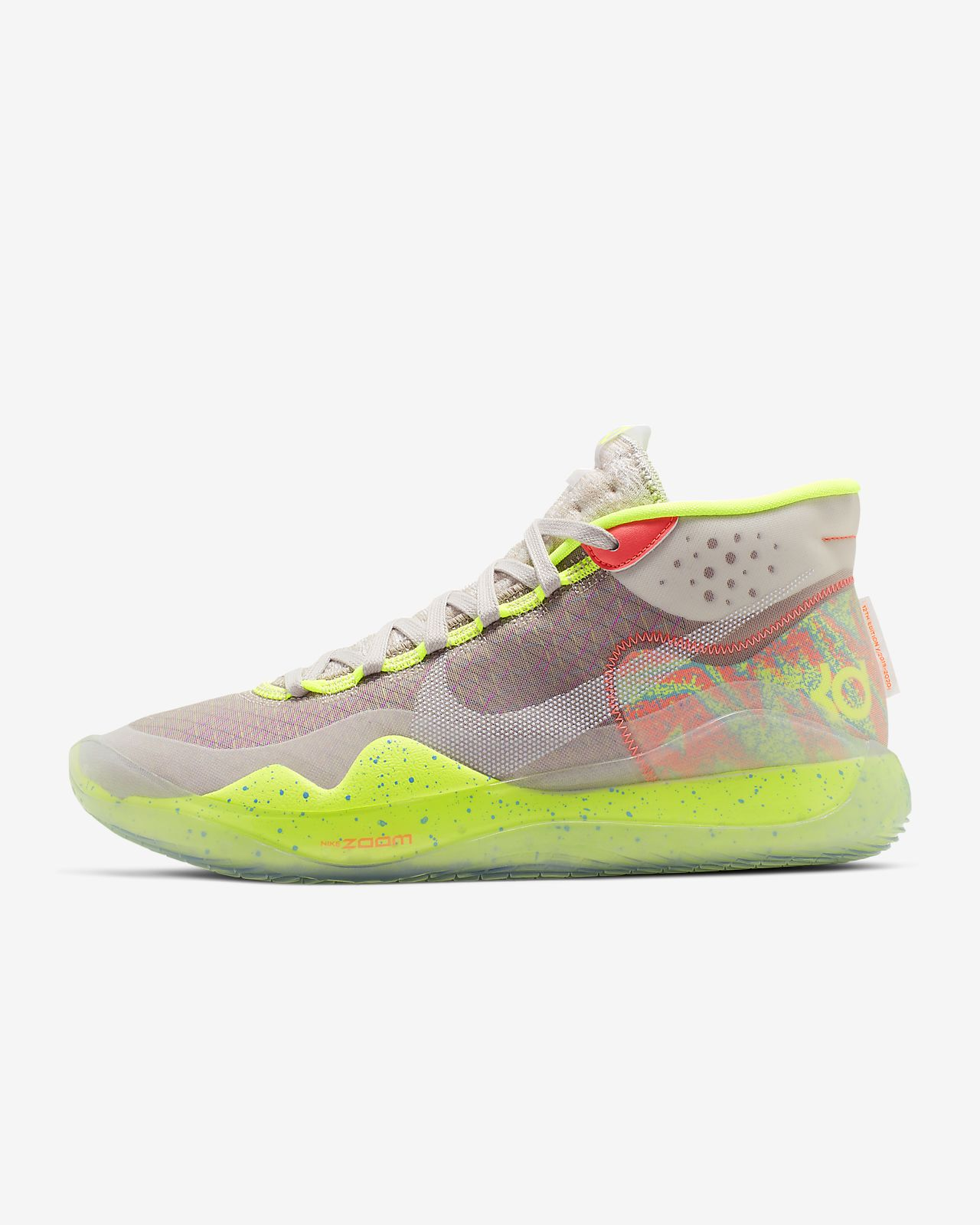 รองเท้าบาสเก็ตบอล Nike Zoom KD12