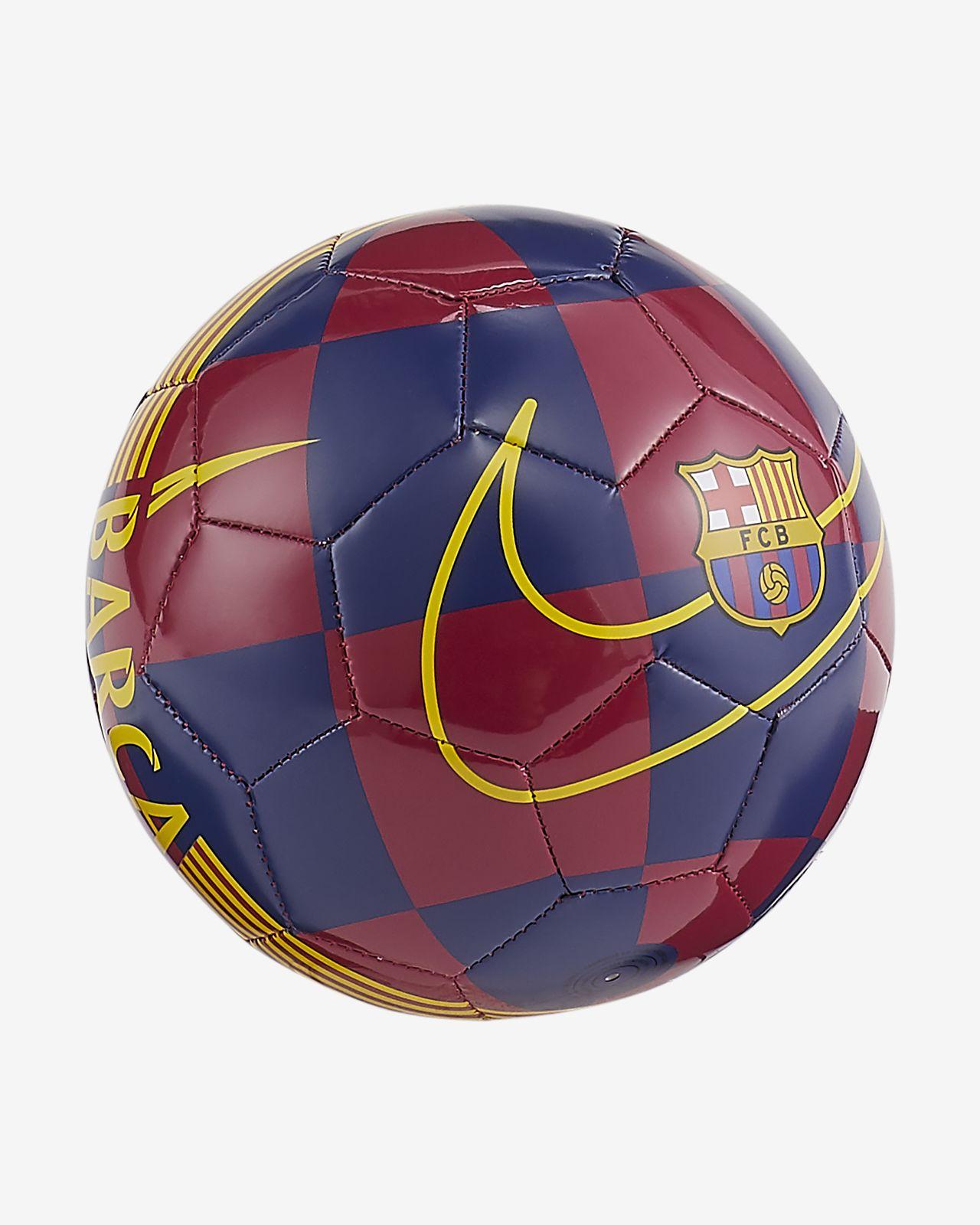 Футбольный мяч FC Barcelona Skills