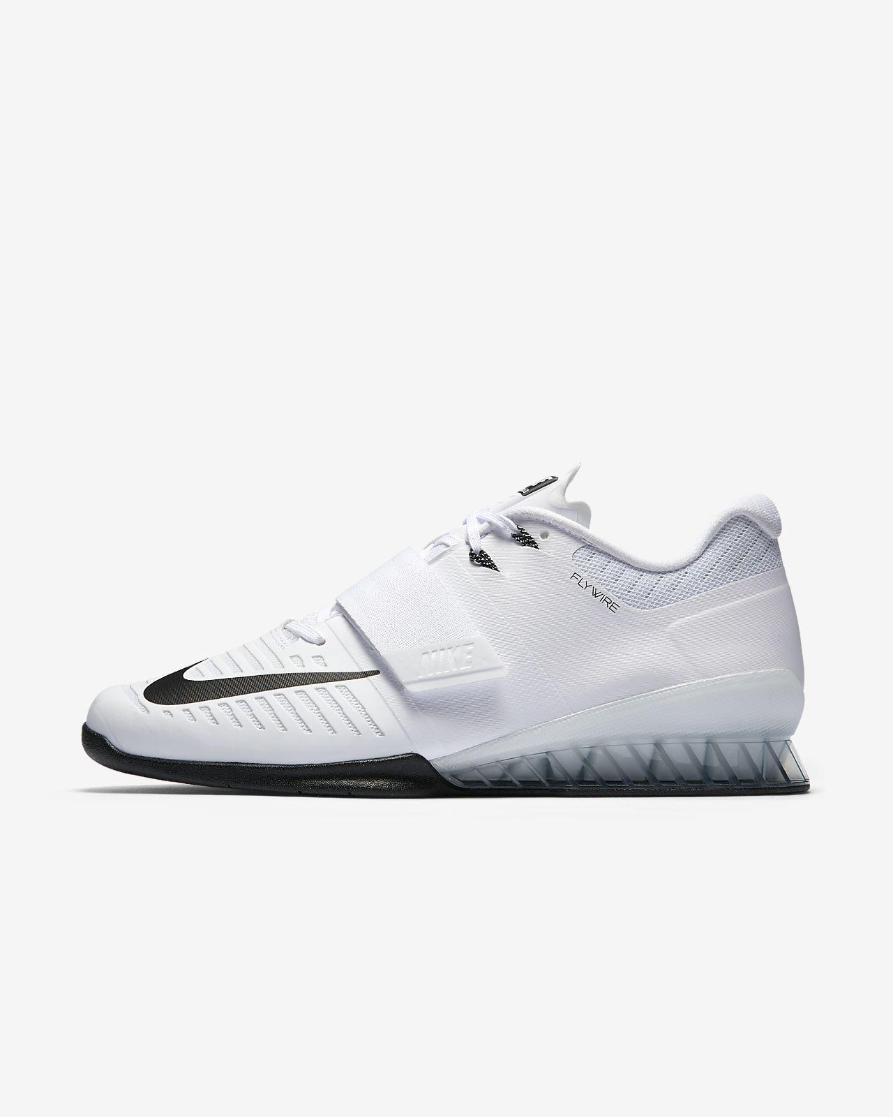 Nike Romaleos 3 White Volt Black 852933100