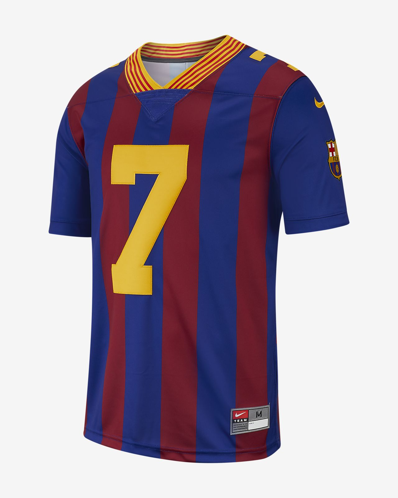 FC Barcelona Limited Jersey Men's Football Jersey