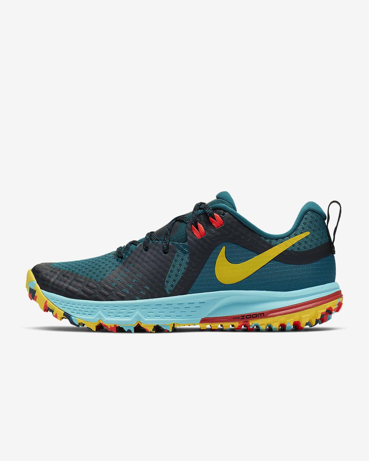 Nike Air Zoom Wildhorse 5 Kadın Koşu Ayakkabısı