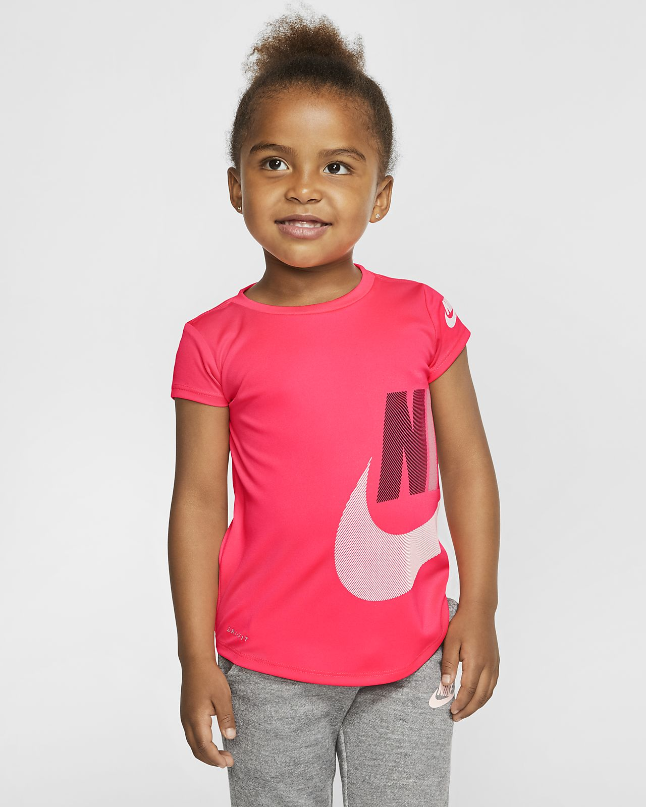 Nike Dri-FIT Toddler Short-Sleeve T-Shirt