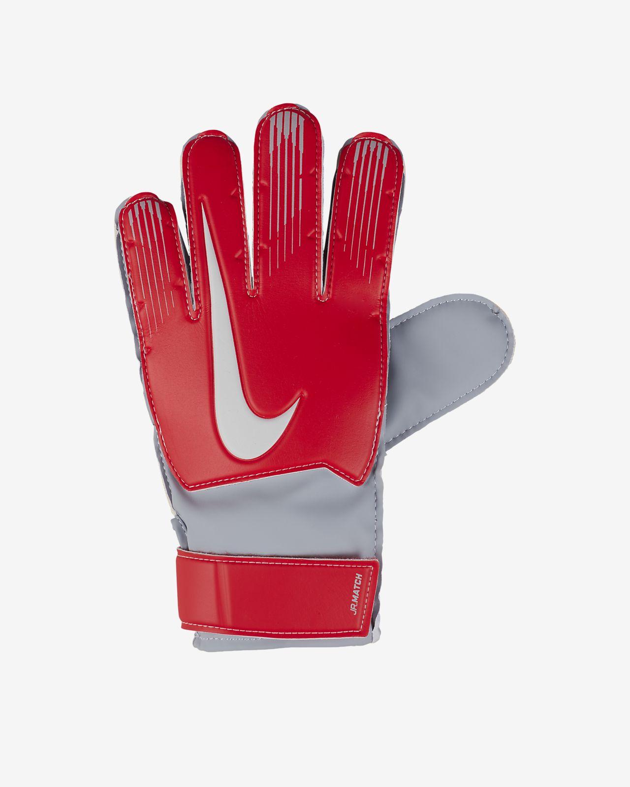 f1cc82358 Dziecięce rękawice piłkarskie Nike Junior Match Goalkeeper. Nike.com PL