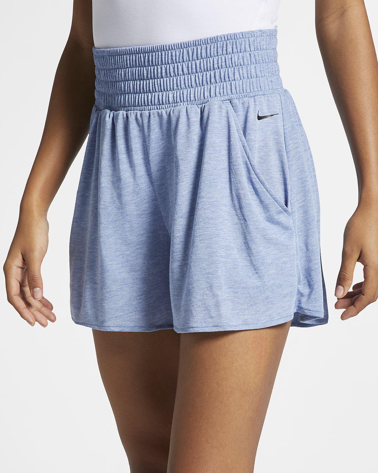 Nike Dri-FIT Studio Women's Yoga Training Shorts