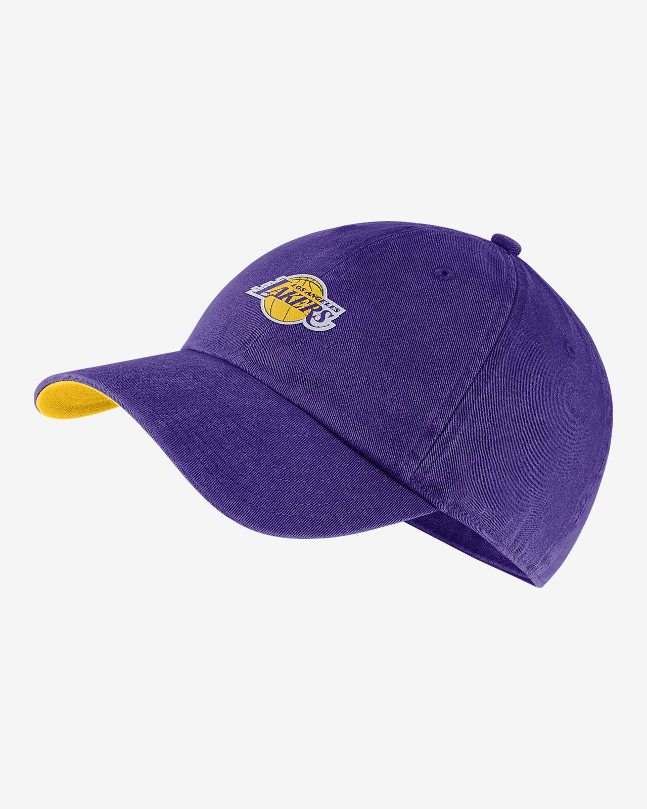 Los Angeles Lakers Nike Heritage86 NBA Hat. Nike.com 6b9f27a61bf