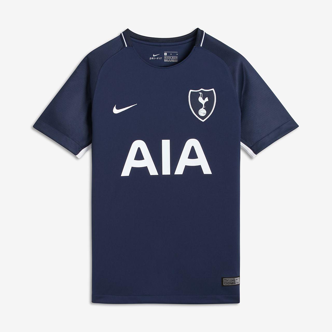tuta calcio Tottenham Hotspur 2017