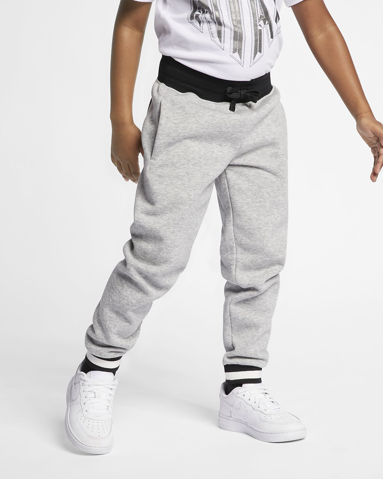 Nike Air Fleece-Hose für jüngere Kinder (Jungen)