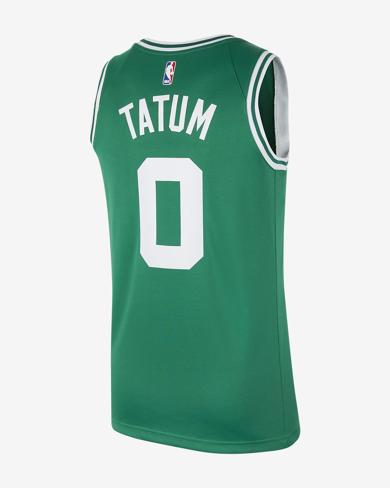06e54bf975a ... Jayson Tatum Icon Edition Swingman (Boston Celtics) Men's Nike NBA  Connected Jersey