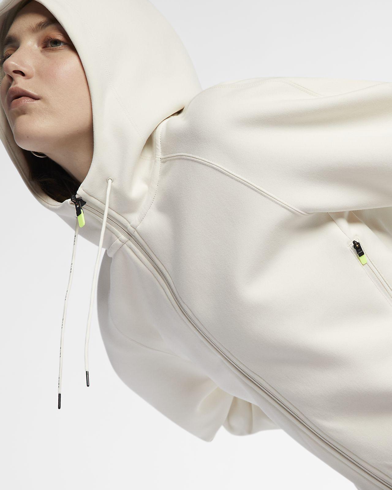 special for shoe get new good out x Nike Sportswear Tech Pack Fleece-Hoodie mit durchgehendem Reißverschluss  für Damen