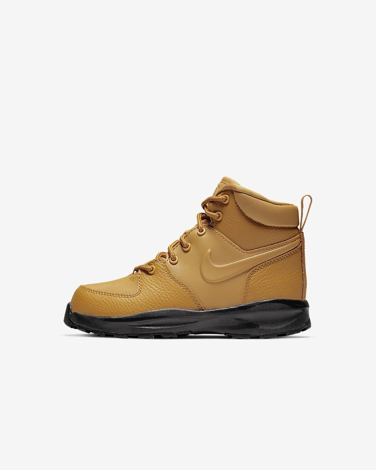 acheter populaire caef4 28c43 Botte Nike Manoa pour Jeune enfant