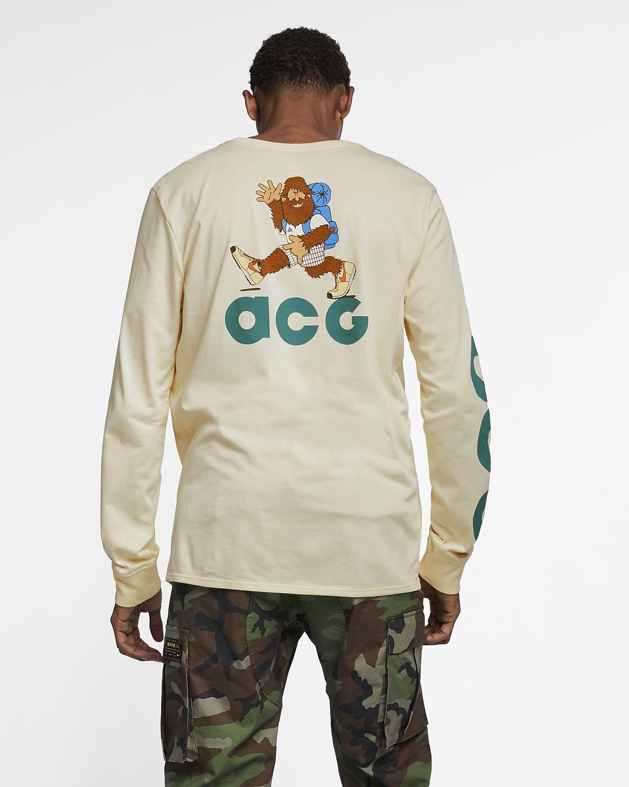 best service 63448 cdae3 ... Nike Sportswear ACG Long-Sleeve T-Shirt