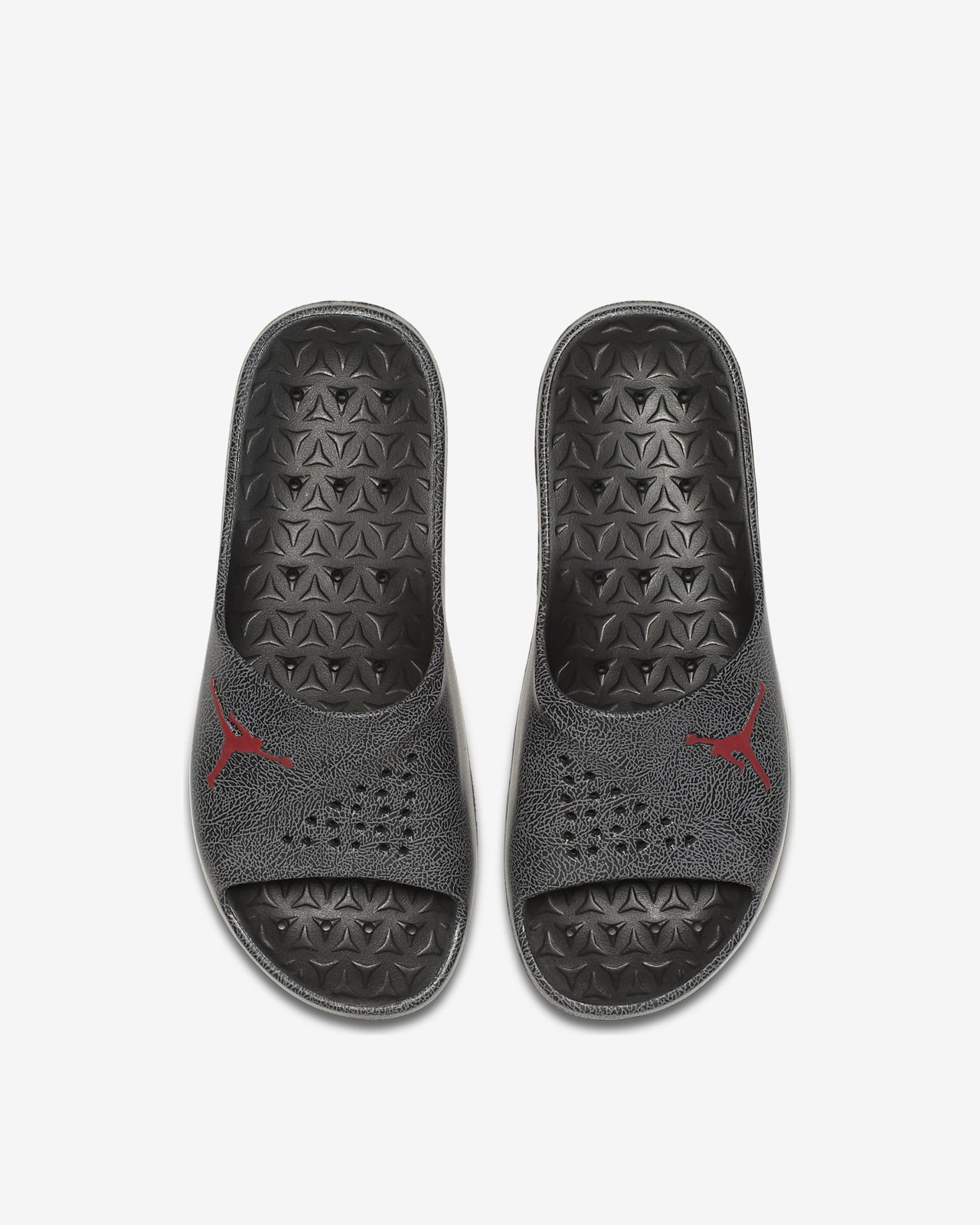 2933ba4a431e jordan super.fly team 2 graphic black dark team red university red