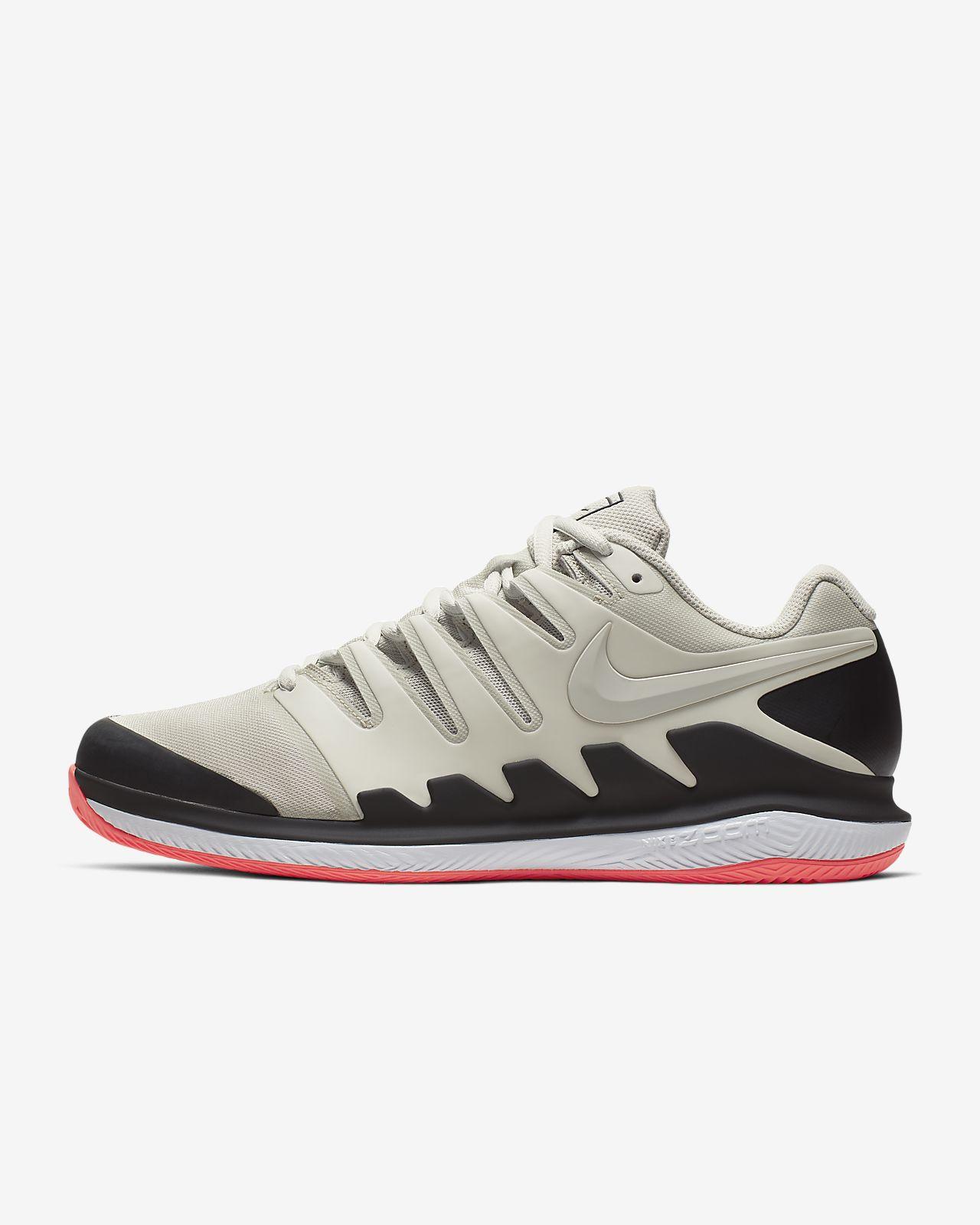 Chaussure de tennis pour terre battue NikeCourt Air Zoom Vapor X pour Homme