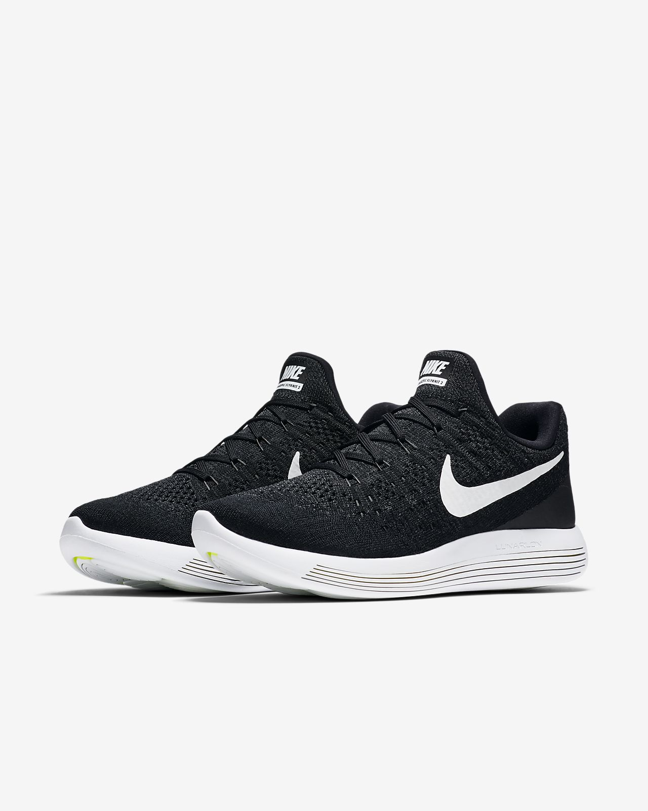 Nike LunarEpic Low Flyknit 2 Mens Running Shoe