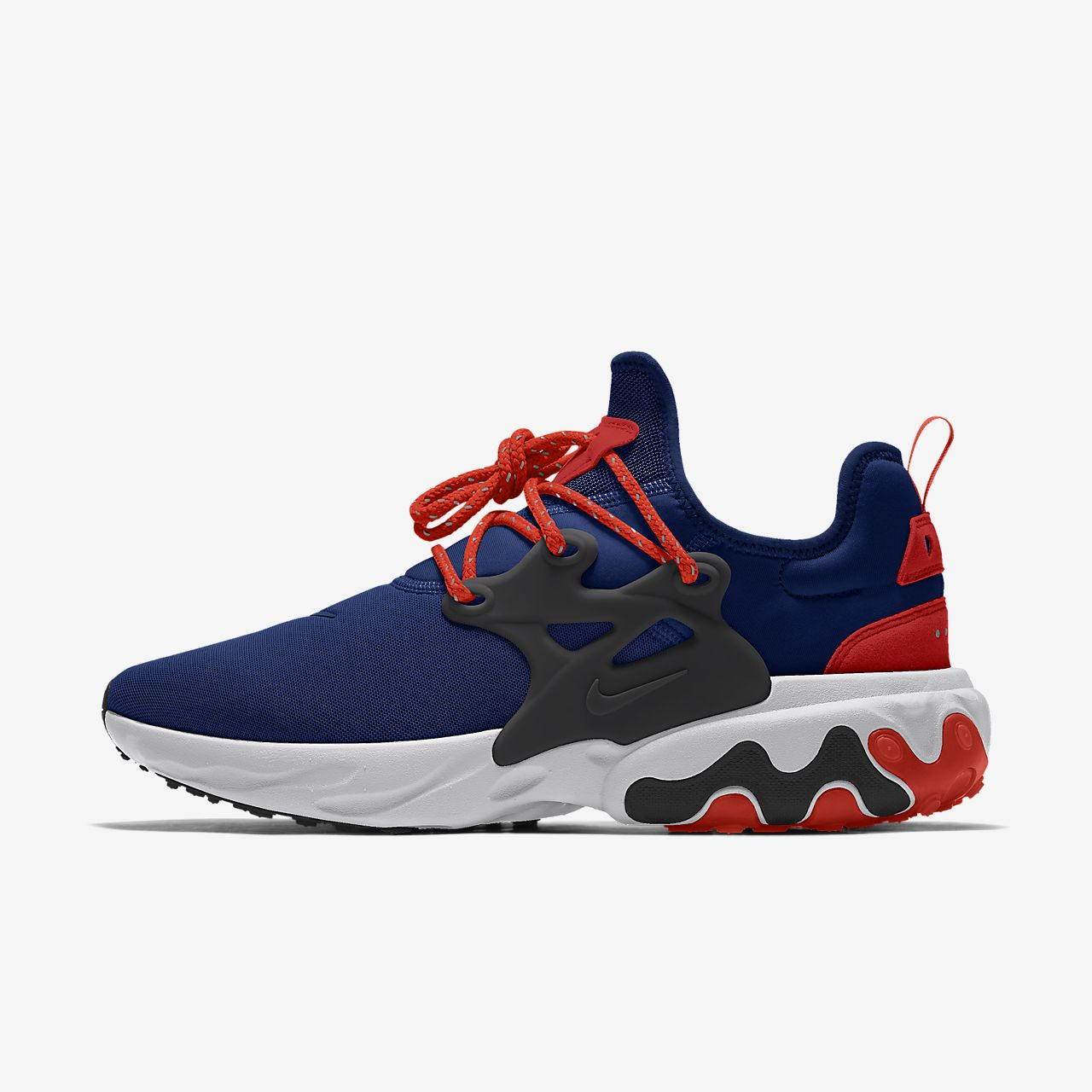 Nike React Presto By You Custom Men's Shoe