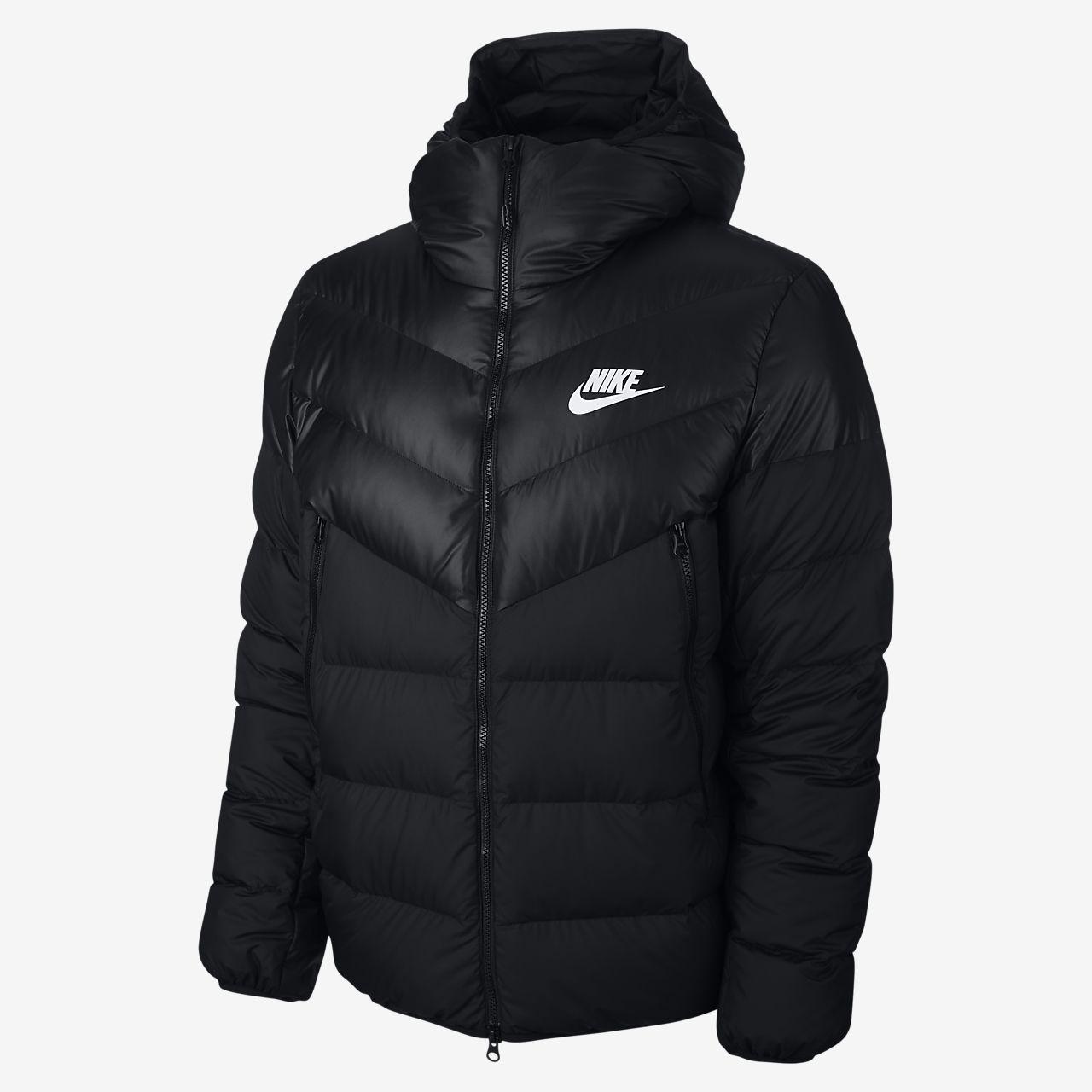 Windrunner Nike Sportswear Hombre Negro Chaleco wq0Fw1RxZp
