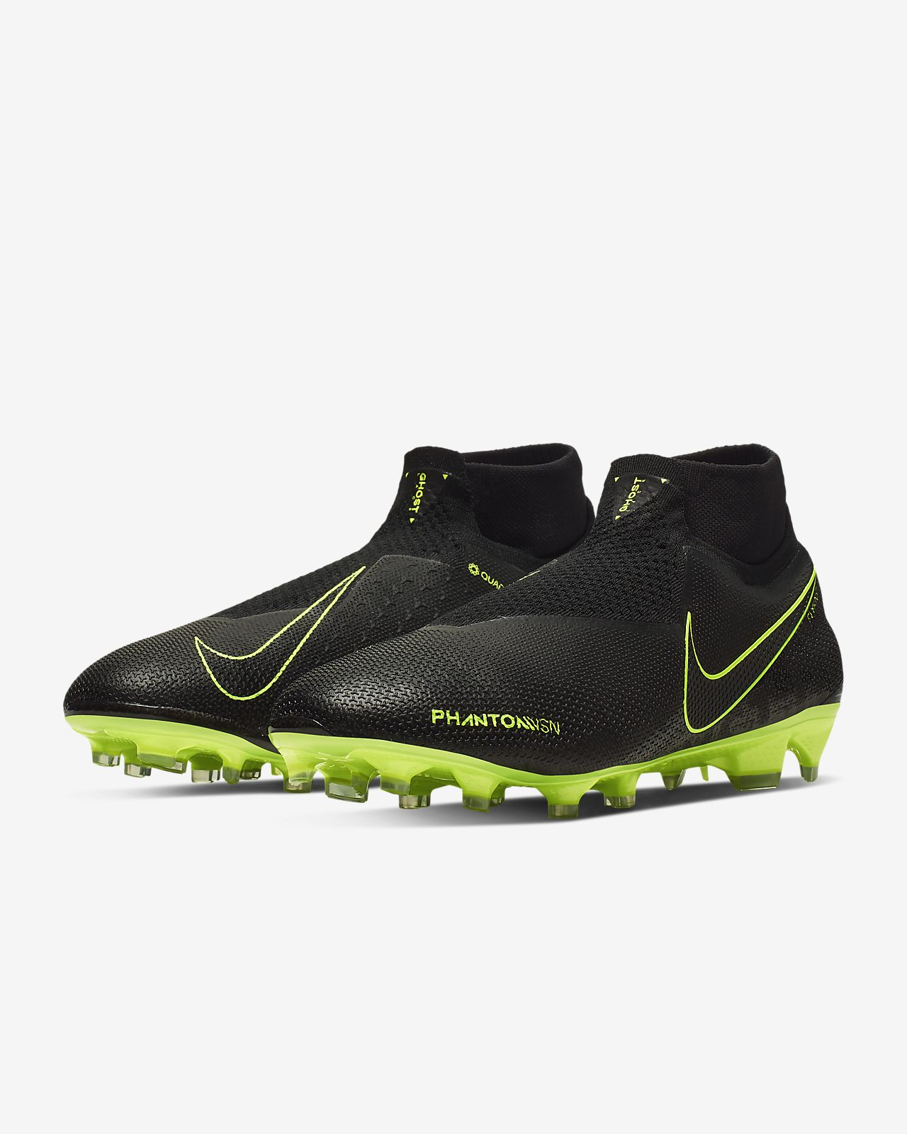 Nike Phantom Vision Elite Dynamic Fit FG Firm Ground Soccer Cleat