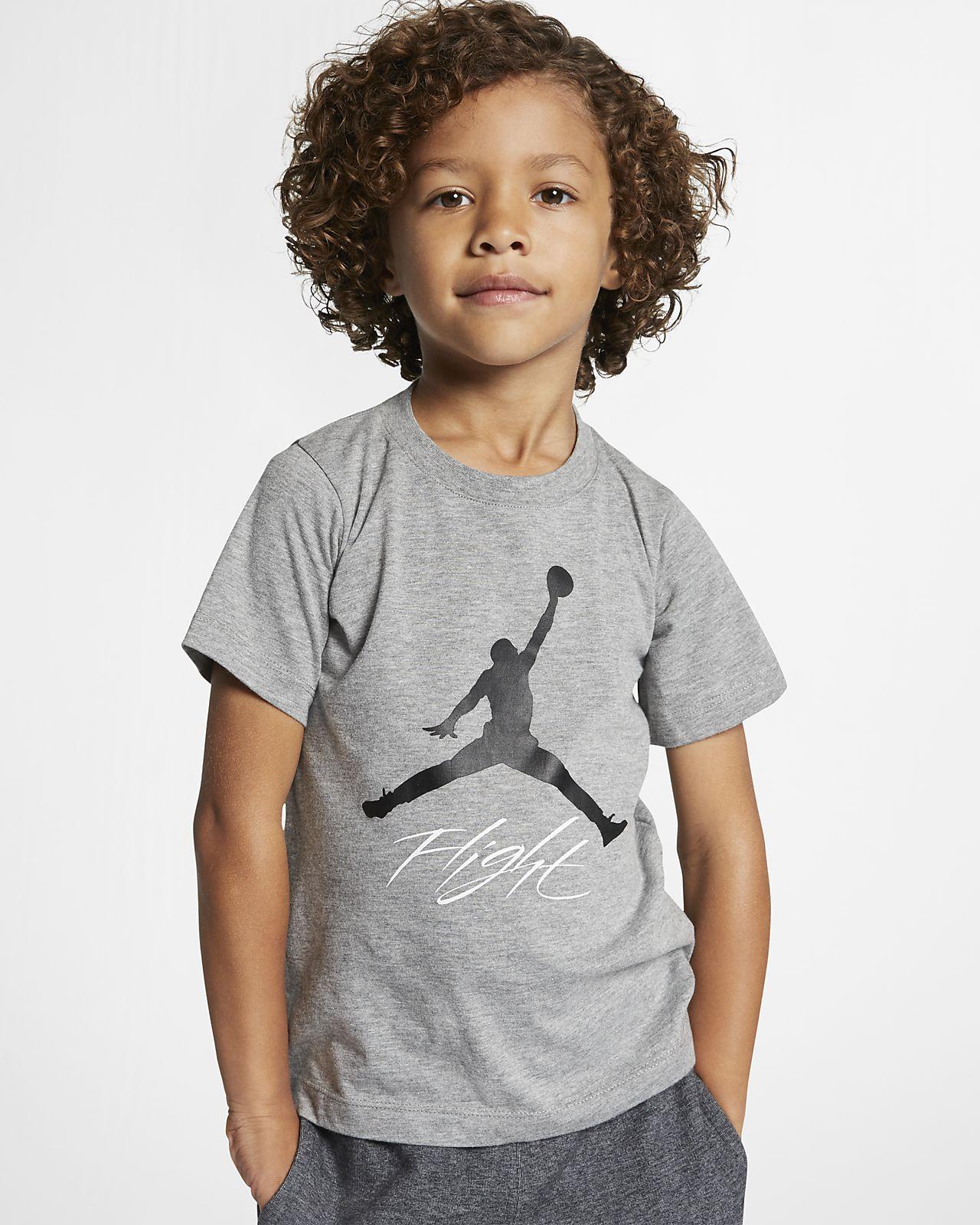 Tričko Jordan Jumpman Flight pro malé děti