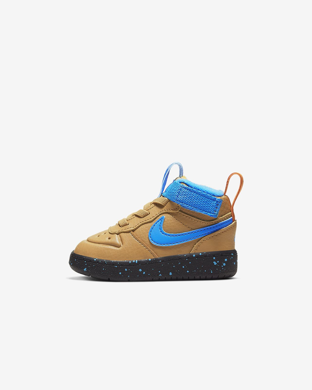 Nike Court Borough Mid 2 Infant/Toddler Boot