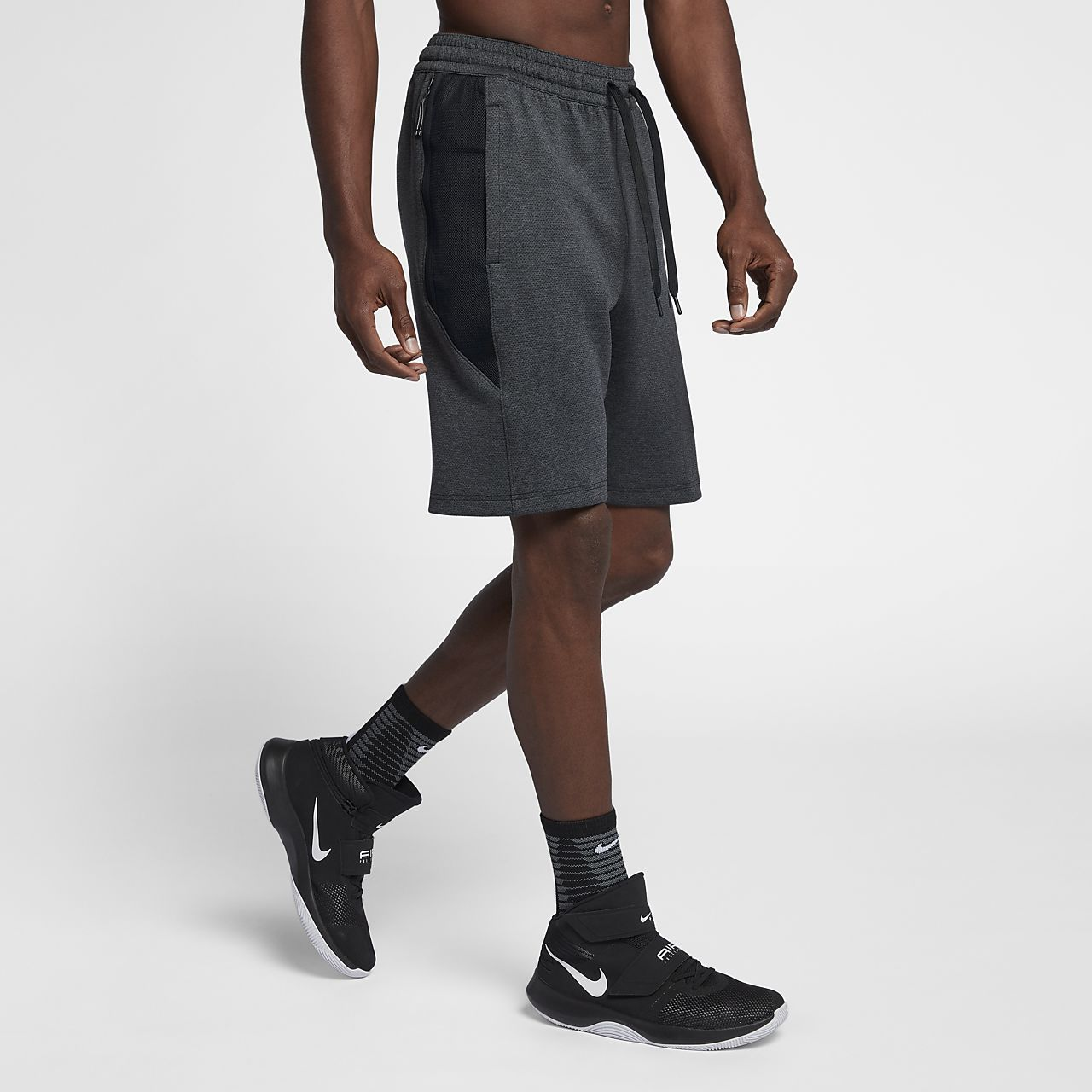 Pebish hjälp Medicinsk  Nike Therma Flex Showtime Men's Basketball Shorts. Nike.com SA